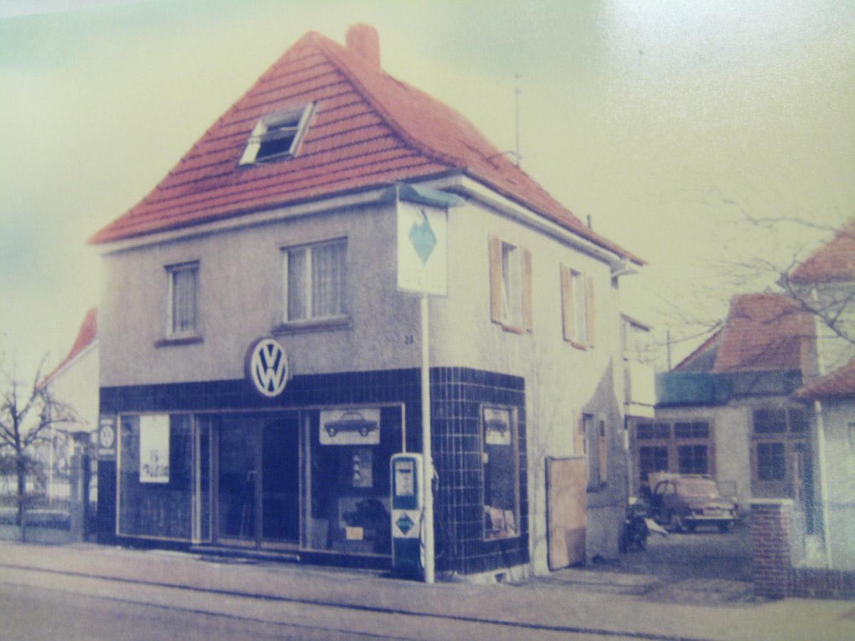 Auto-Nees zur Gründung 1962